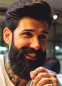 Стиль бороды у мужчин