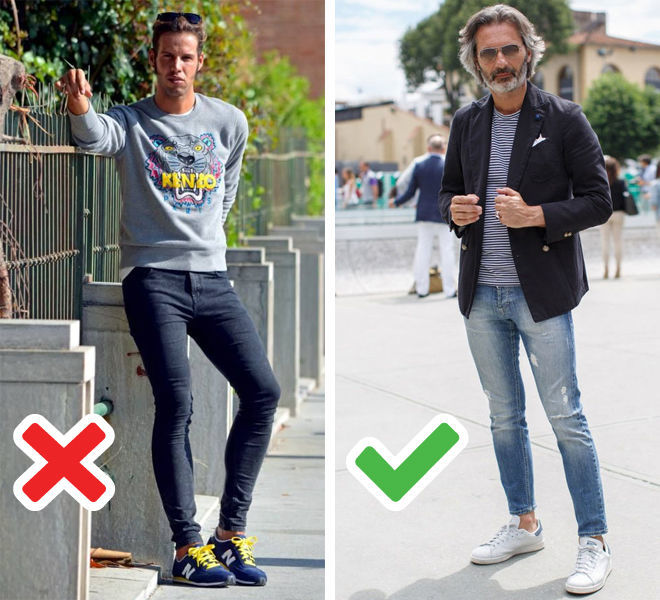 Как стильно одеваться мужчине в 50 лет